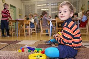 Affordable Daycare in France for Children Over 3 Months Old