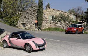 Automatic Transmission Car Rental Nice France