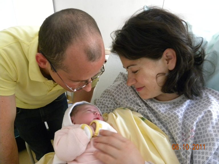 Giving Birth in France – My Birth Story