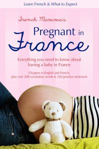 Pregnant in France Book