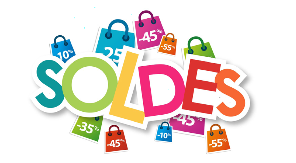 Soldes! Soldes! Soldes! January Sales are Here
