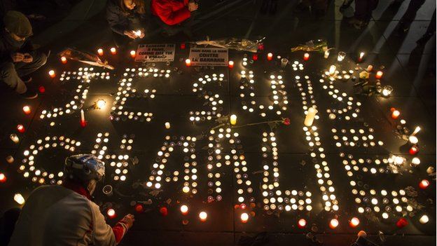 Terrorism on the Rise in France #JeSuisCharlie